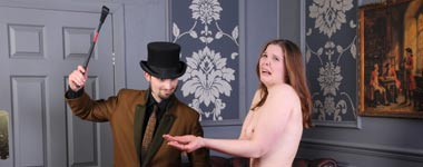 Spanked and punished at Spanking Sarah